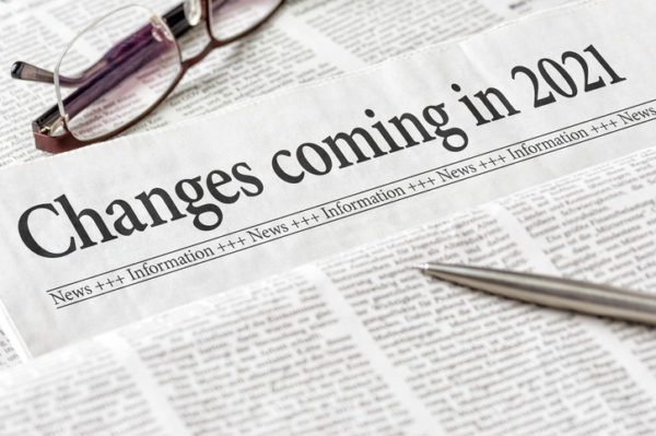 Changes in the new Ohio employment law